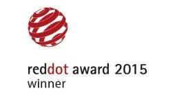 Победитель, получивший премию RED DOT